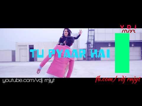 Tu Pyar Hai Kisi Aur Ka - Unplugged Cover-SAD VERSION| Vdj Rnjyt | Latest Video