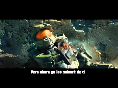 HALO 5 Guardianes Trailer Jefe Maestro vs Spartan Locke [HD] Subtitulado