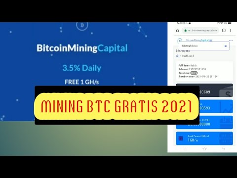 btc 2021 gratis il canale bitcoin