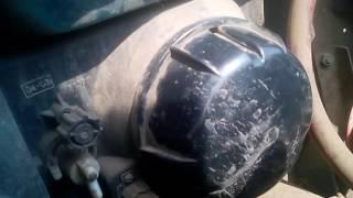 Замена основной и габбаритной лампы на ваз 2107