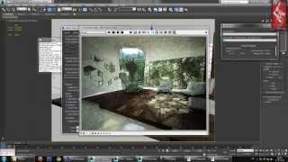 modern interior design tutorial part 2 - درس تصميم داخلي حديث الجزء الثاني HD