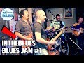 INTHEBLUES Live Blues Jam #1 (including Guitar & Gear Rundowns) - December 2018!