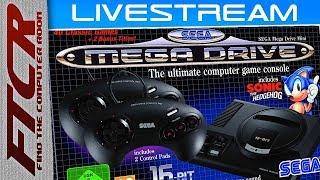 'Sega Mega Drive Mini' Stream - Part 1