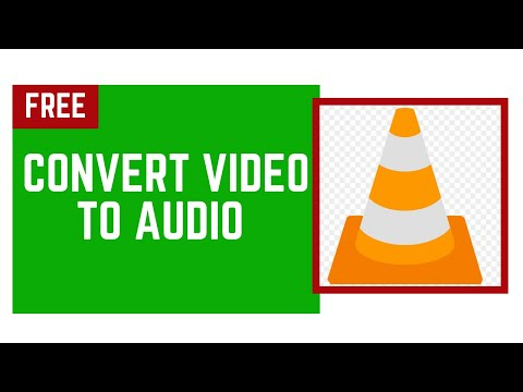 How to Convert Video to Audio Mp3 Using VLC Media Player
