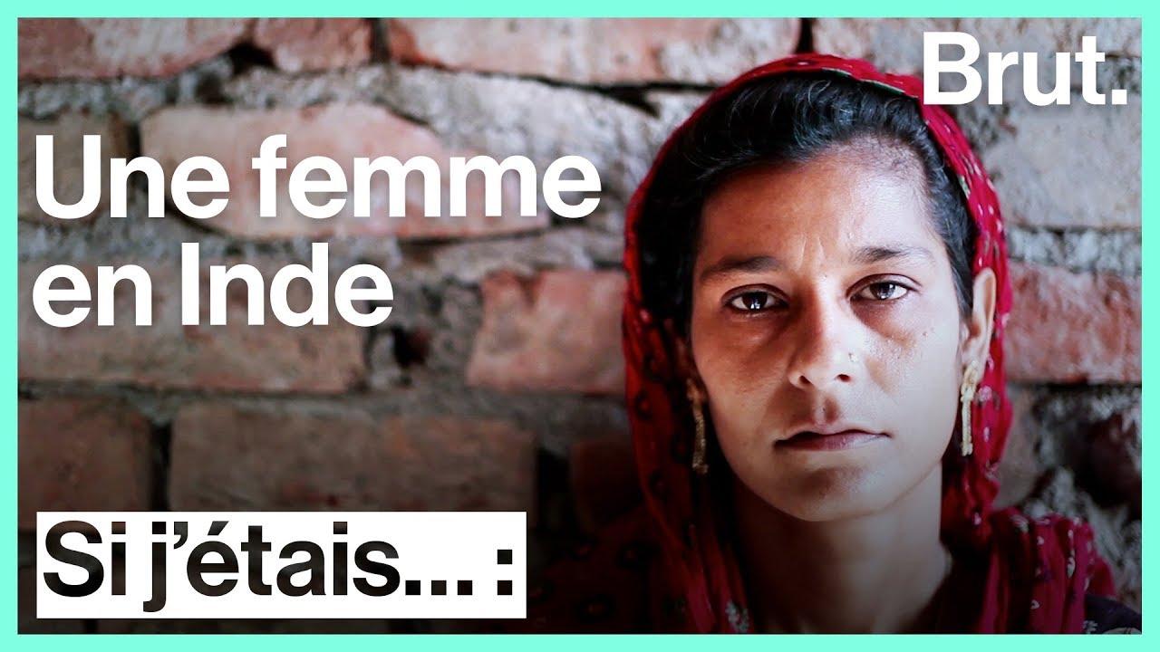 Être une femme en Inde