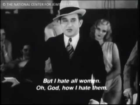 His Wife's Lover (Zayn Vaybs Lubovnik), 1931 -- Clip