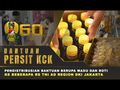 Bantuan Berkala Kepada Tenaga Medis RS TNI AD Region Jakarta I 60