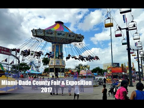 Miami-Dade County Fair and Exposition 2017
