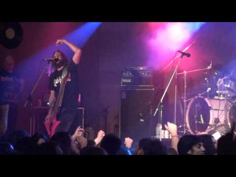 Sodom - Surfin' Bird + The Saw Is The Law - Music Hall - Curitiba - Brazil - 6/4/2012