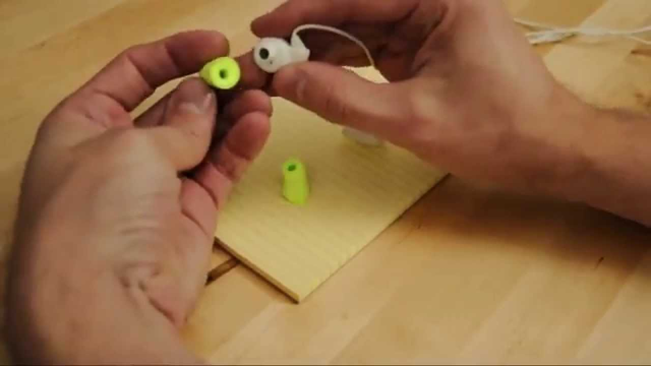 Noise isolating earphone tips from earplugs youtube solutioingenieria Images