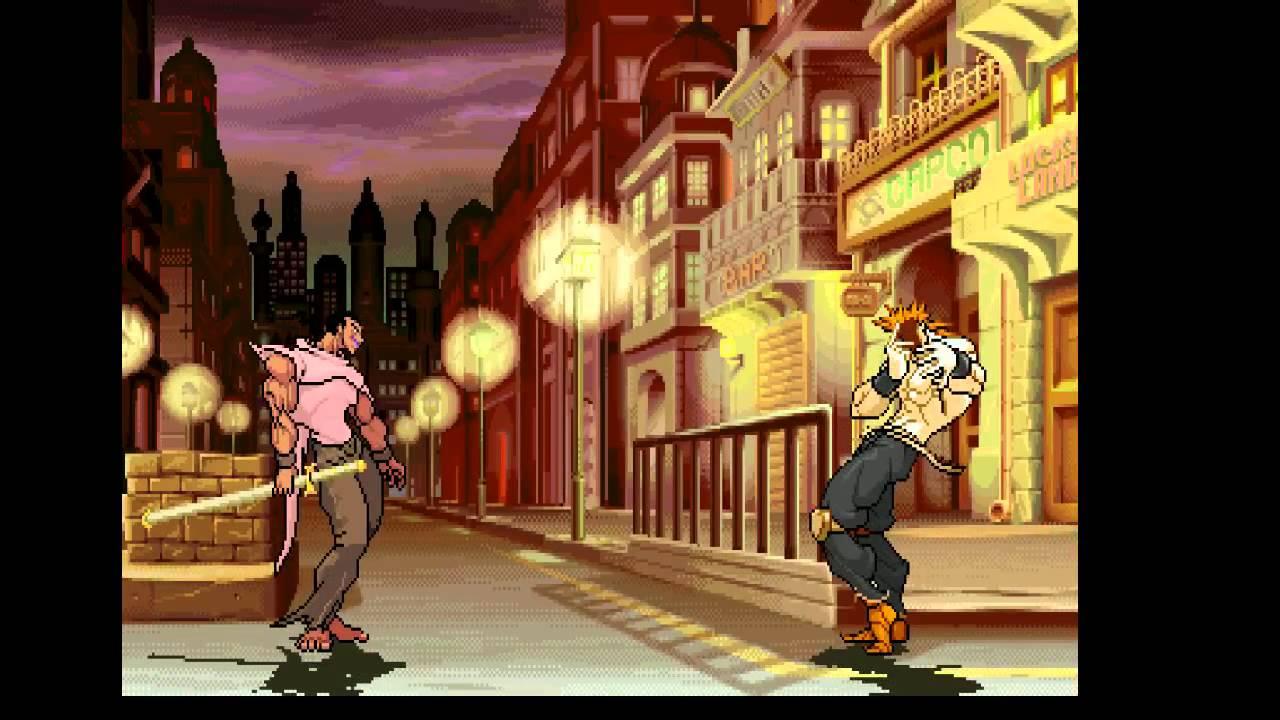 Jojo's Bizarre Adventure @ Fightcade - dankansan (Chaka) vs Cy002 (Shadow  Dio) [720p/60fps] by Team Spooky After Hours - by NYCFurby