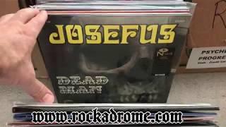 Rockadrome Store Update - June 12, 2018 - vinyl records