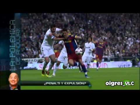 La polémica del Real Madrid 1 - FC Barcelona 1 (Liga 2010/2011)
