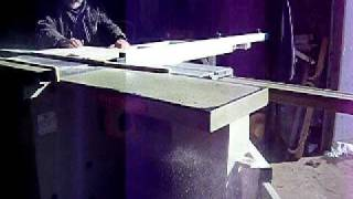 Scmi Minimax Horizontal Sliding Panel Saw Woodworking Slider