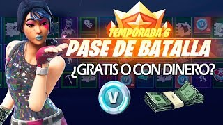 Pass de bataille gratuit ou AVEC MONEY? Fortnite MOBILE iOS/Android