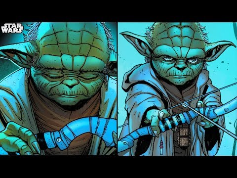 YODA PROMISES TO NEVER USE A LIGHTSABER AFTER ORDER 66 (CANON) - Star Wars Explained