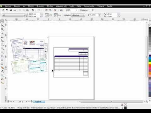 Curso corel draw videos tutoriales dise o grafico dise o for Curso de diseno grafico gratis pdf