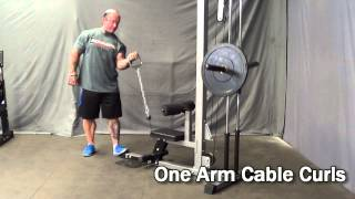 Lat Pulldown Exercise Video