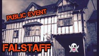 UK Haunted Falstaff Ghost Hunt
