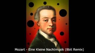 Mozart -  Eine Kleine Nachtmusik (8bit remix)