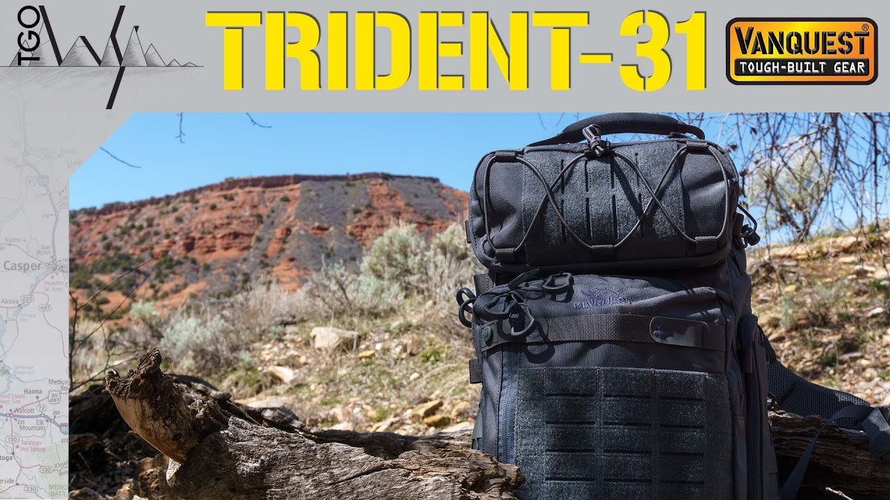 24978a0715a Vanquest TRIDENT-31   Best Camera Bag Ever  - YouTube