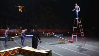 "Ringling Brothers and Barnum and Bailey Circus ""Dragons"""