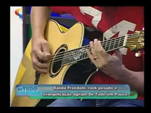 Banda Freedom - Usa-me Acústico - Programa De Tudo Um Pouco