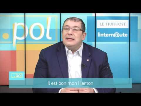 Comment Benoît Hamon va distribuer le revenu universel à Pierre Gattaz