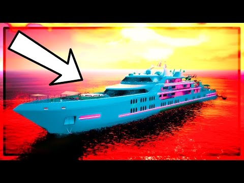 10 WAYS TO MAKE THE YACHT GREAT AGAIN IN GTA ONLINE