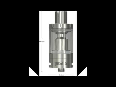 Eleaf iJust S 4ml atomizer is comig
