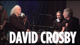 "David Crosby ""Radio"" // SiriusXM // Classic Vinyl"