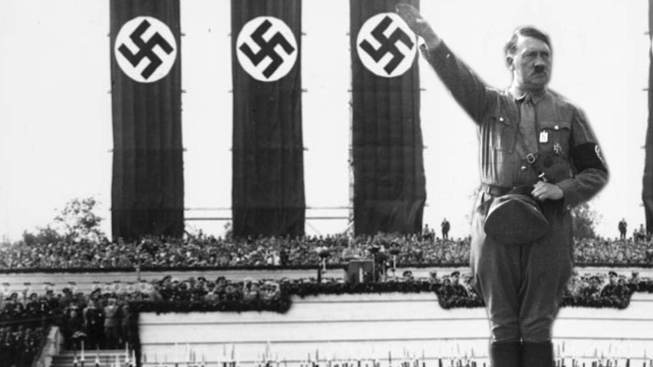 a history of hitler and nazi germany Bbc history file programme describing the rise of hitler and the role of the brownshirts in supporting him focuses on the life of two supporters through dra.