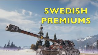 WOT - Two Solid Swedish Premiums | World of Tanks