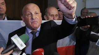Gambar cover Afera na procesie Rybaka. Sąd dokonał selekcji Polaków