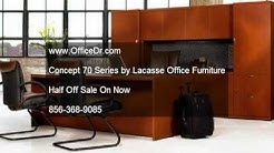 Concept 70 Series by Lacasse Office Furniture