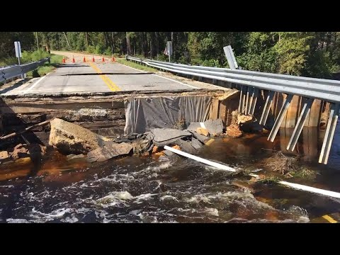 Hurricane Florence exposes more problems with South Carolina dams