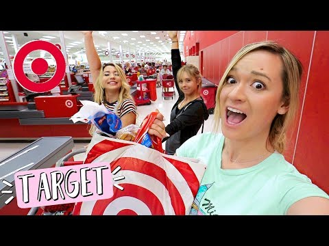 Late Night Target Adventures!! AlishaMarieVlogs