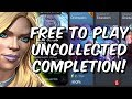X-Men: Class Omega Uncollected Free To Play Completion - Emma Frost - Marvel Contest Of Champions