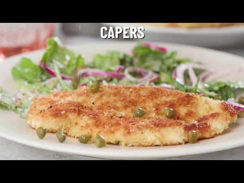 Quick Chicken Dinner | Crispy Chicken Milanese | Cooking Light