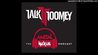 Robb Flynn discusses Catharsis, NU Metal, Oakland Raiders on Talk Toomey