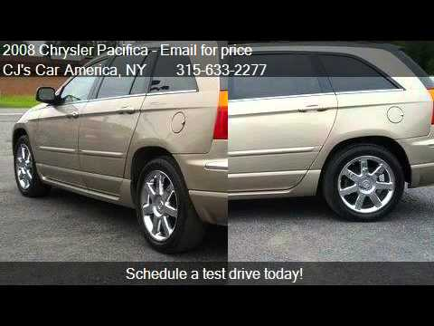 2008 chrysler pacifica limited for sale in bridgeport ny youtube. Black Bedroom Furniture Sets. Home Design Ideas