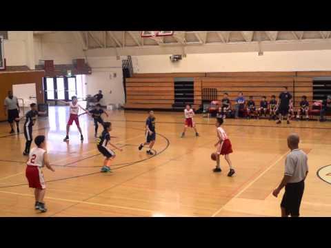 NJB Grand Slam Dunk Finals - FYBC tigers 6B vs Saratoga Flash