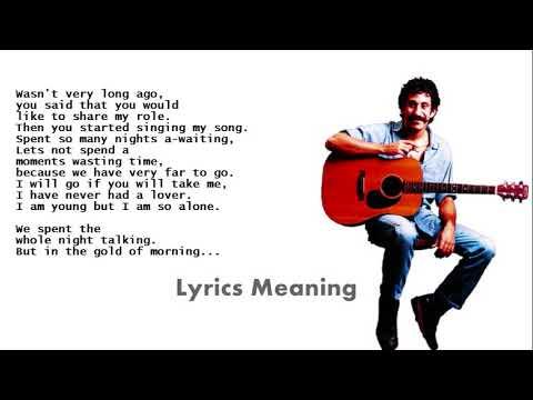Jim Croce | Maury Muehleisen - A Long Time Ago | Lyrics Meaning mp3