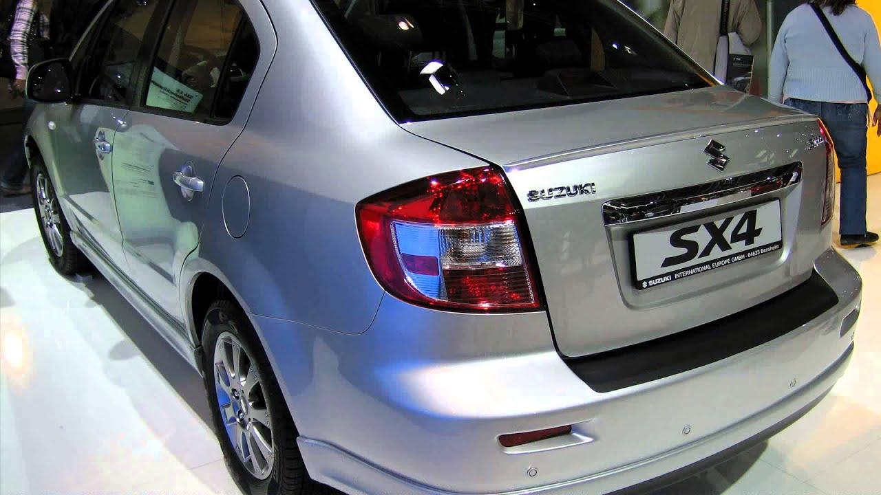 Suzuki Sx Sport Sedan Review