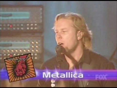 Metallica - The Unnamed Feeling - Live at 'New Years Eve' (2003) [TV Broadcast]