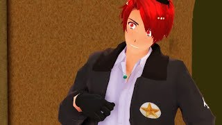 【APH MMD】RIGHT IN FRONT OF MY SALAD