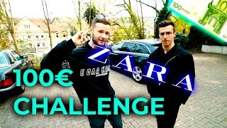 Die 100€ ZARA Style Challenge | Outfit Battle gegen Tim | inscope21
