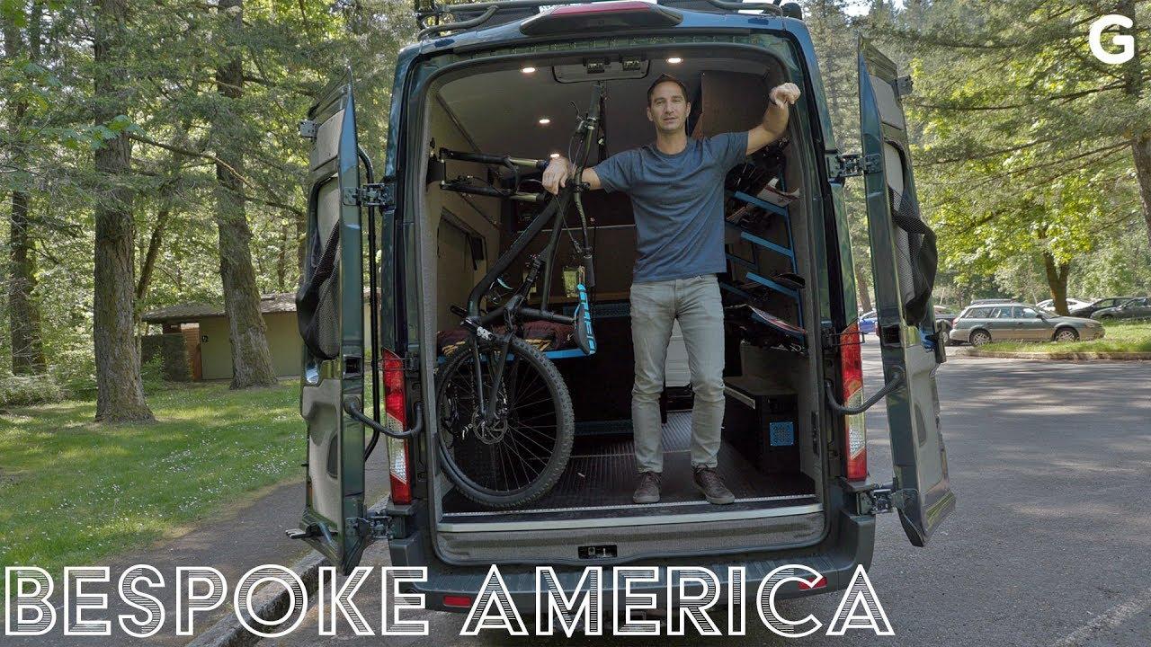 We Built the Ultimate Custom Van For Around 0,000