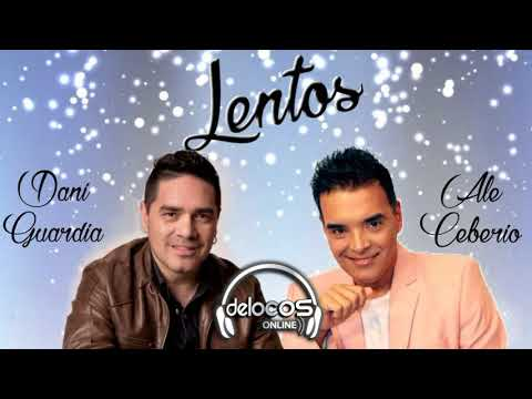 ENGANCHADOS LENTOS DANI GUARDIA - ALE CEBERIO  DE LOCOS ONLINE