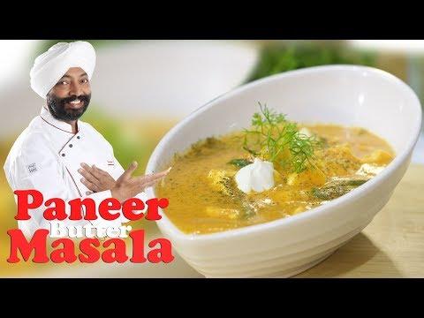 # No onion No Garlic Recipe |Paneer Butter Masala | Chef Harpal Singh